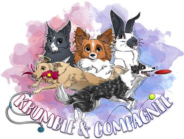 Krumble et Compagnie - Vente de friandise naturelle et de jouets pour chien